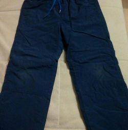 Pantaloni, înălțime 110-116.
