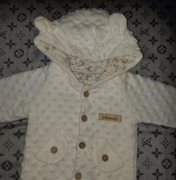 Children's demi-season suit