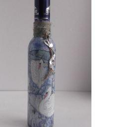 γενέθλια μπουκάλι διακόσμηση