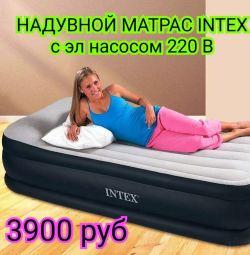 Στρώμα αέρα INTEX (Πρωτότυπο) μονό