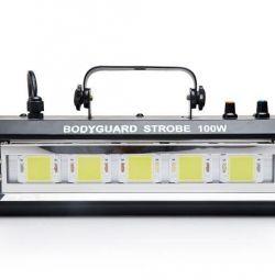 Стробоскоп диодный LED 100w это как 1квт лампа