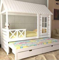 Çocuk yatak evi