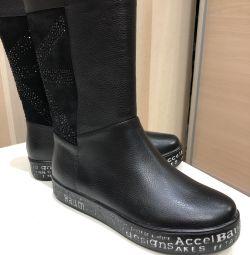 Χειμερινές νέες μπότες