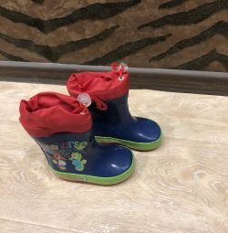 Rubber boots kotofey