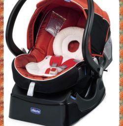Car seat 0+ (0-13 kg) CHICCO AUTO-FIX FAST-OTL