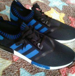 Ανδρικά πάνινα παπούτσια νέων