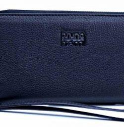 New men's wallet bruno perri (Italy)