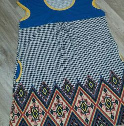 Platyushky tunic for home