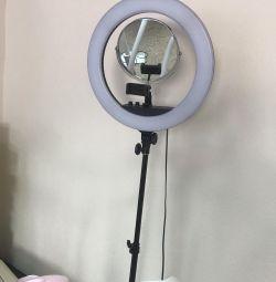 Halka lambası RL-18 LED yumuşak halka Işık