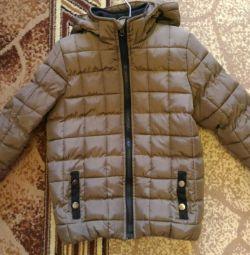 Jachetă de primăvară rece
