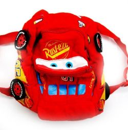 Backpack for preschool children