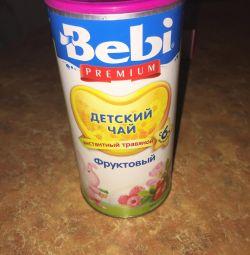 Herbal fruit tea