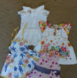 Dresses for all 250rubley