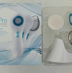 Апарат для очищення шкіри обличчя