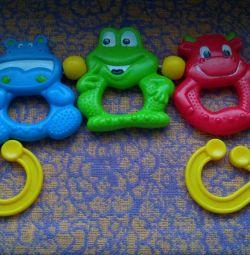 ? Stroller Toy