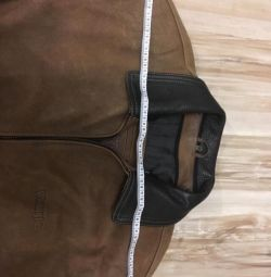Men's natural jacket