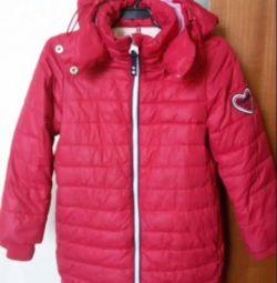 Long jacket, coat