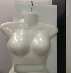 Hanger-mannequin