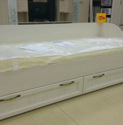 Bed with drawers 80 * 200