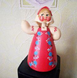 Doll dancer of the USSR, Matren bog.