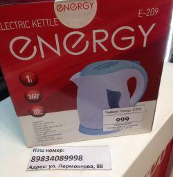 Energy Kettle