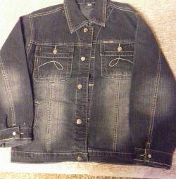 Піджак джинса нова хлопчикам