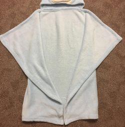 Fleece prosop de pătură