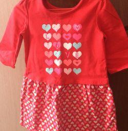 Casual rochii de 3-4 ani