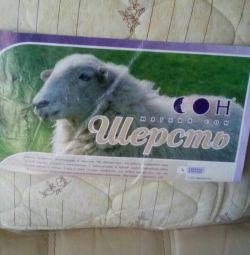 Elastic mattress cover 125 * 200 cm