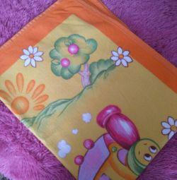Baby κουβέρτα-καρφίτσα νέο