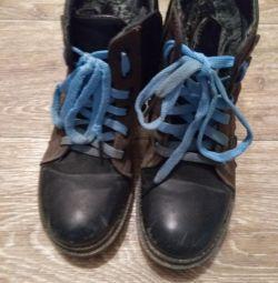 Χειμερινές ή δεξιές μπότες, 29 μεγέθη