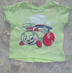 T-shirt for 1-1,5 years