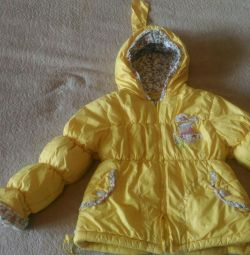 Sonbahar-ilkbahar için ceket