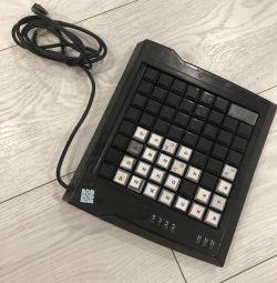 Programmable keyboard Posua LPos-064
