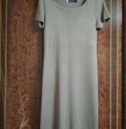Dress with a cardigan (set)