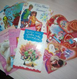 Cărți poștale pentru tot