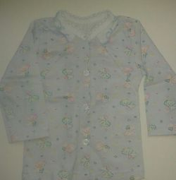 Blouse from 0 to 3