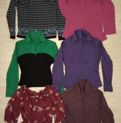 Μπλούζες κοντομάνικες μπλούζες BEFREE INCITY MEXX