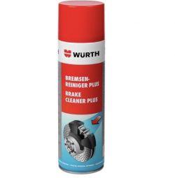 Очиститель тормозов Wurth