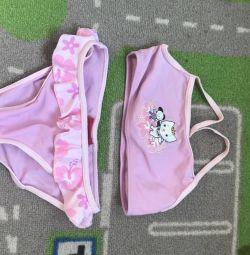 Swimsuit for girls, 98