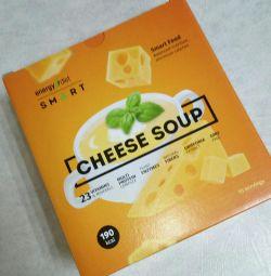 коктейлі Energy Diet Smart сирний суп