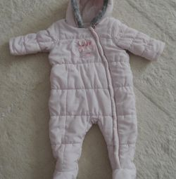 Jumpsuit autumn 0-2 months
