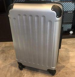 Plastic case, gray