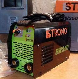 Stromo SW250 welding machine New