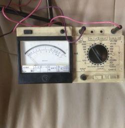 Dispozitiv USSR Tester electric 43101