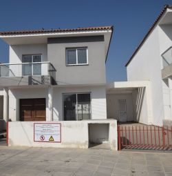 Incomplete Four Bedroom House in Geri, Nicosia