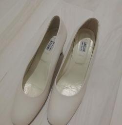Pantofi din piele Jean Paul