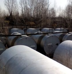 Capacities tanks for any purposes.