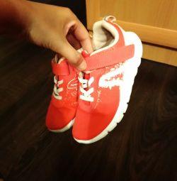 Pantofi adidași 28 dimensiune 18 cm
