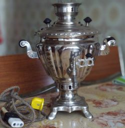 Samovar electric URSS, anii 60, vintage
